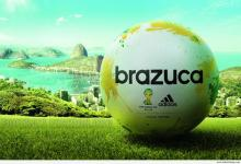 Brazil World Cup 2014 Wallpaper Slideshow live screenshot 1/6