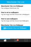 Manchester City Live Wallpaper Images screenshot 2/6