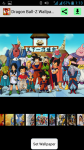 Dragon Ball-Z Wallpaper HD screenshot 1/4