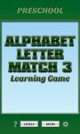 Alphabet Letter Match 3 Free screenshot 3/3