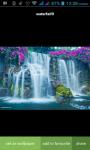 Waterfall Wallpaper screenshot 3/3
