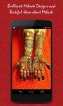 Bridal Mehandi Designs screenshot 2/3