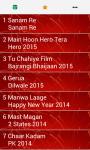 Top 40 Romantic Songs Hindi screenshot 1/6
