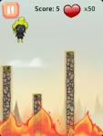 Stickman Hop screenshot 1/3