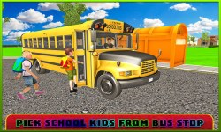 School Bus Driver Simulator 3D screenshot 1/3