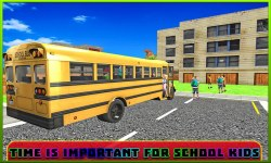 School Bus Driver Simulator 3D screenshot 3/3
