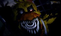 Five Nights Freddy Four Demo screenshot 4/6