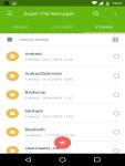 Super File Manager freemium screenshot 1/4