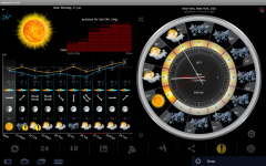 eWeather HD Meteo Barometro exclusive screenshot 6/6
