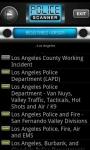 Police Scanner Radio PRO total screenshot 3/6