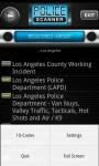 Police Scanner Radio PRO total screenshot 5/6