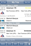 TravelTracker Pro - Live Flight Status & TripIt screenshot 1/1
