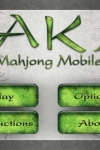 Aki Mahjong for iPad screenshot 1/1