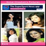 Sonal Chauhan screenshot 2/4