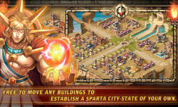 Spartan Wars screenshot 1/5