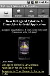 Cytokines and Chemokines screenshot 1/3