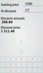 Discount Calculator Luxe screenshot 4/4