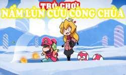 Super Mario Rush and Surf Snow Save his Princess screenshot 1/6