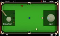 Billiard Club 2 screenshot 3/3