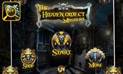 The Hidden Object Mystery 2 screenshot 4/6
