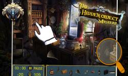 The Hidden Object Mystery 2 screenshot 5/6