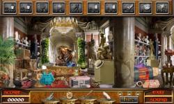 Free Hidden Object Games - City Museum screenshot 3/4