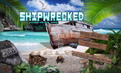 Free Hidden Object Game - Shipwrecked screenshot 1/4