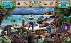 Free Hidden Object Game - Shipwrecked screenshot 3/4