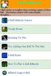 6 Ball Billiards Games screenshot 2/3