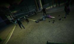 Hunting Crazy Zombie 2015 screenshot 3/3