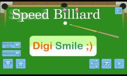Speed Billiard screenshot 1/5