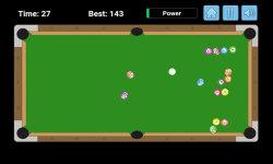 Speed Billiard screenshot 3/5