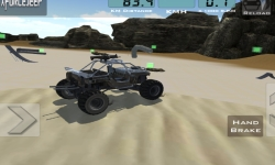 Desert Stunt Master screenshot 1/4