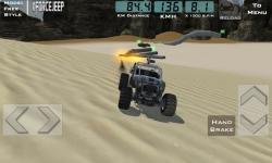 Desert Stunt Master screenshot 2/4