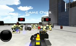 Robot Game City Attack 3D screenshot 6/6