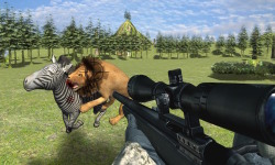 Extreme wild lion hunting 3D screenshot 1/5
