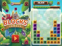 Block Jungle screenshot 1/2