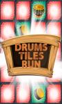 Drums Tiles Run screenshot 1/6