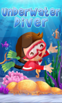 UnderWater Diver  screenshot 1/3