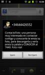 Mobile Spam Agent screenshot 3/5