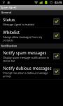 Mobile Spam Agent screenshot 4/5