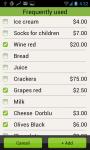Let It Shop - Shopping List screenshot 5/6