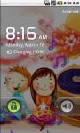 Cartoon Music Live Wallpaper screenshot 4/4