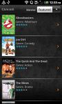 Crackle Movies and TV for Android screenshot 3/6