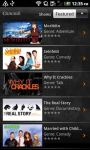 Crackle Movies and TV for Android screenshot 4/6
