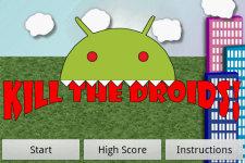 Kill The Droids screenshot 1/3