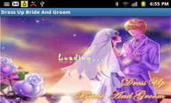 Dress Up Bride and Groom screenshot 1/2