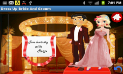 Dress Up Bride and Groom screenshot 2/2