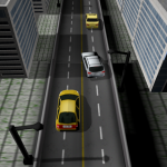 Highway Racing 3D screenshot 1/2