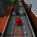 Highway Racing 3D screenshot 2/2